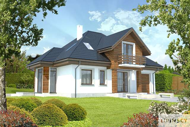 Zobacz powiększenie wizualizacji frontowej - projekt Dijon