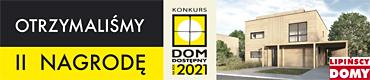 II nagroda w konkursie Muratora na Dom Dostępny na 2021