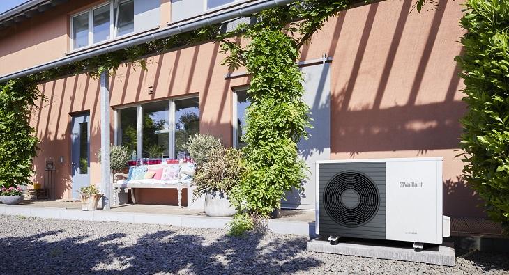 komfortowa powietrzna pompa ciepła do każdego domu