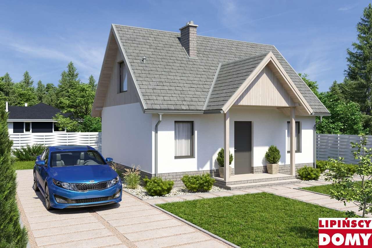projekt domu Oslo lmp26 Lipińscy Domy