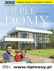 Katalog Ciepłe Domy 25 dostępny! Teraz ponad 350 projektów w jednym miejscu!