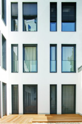 Nowość! Okna Schüco PVC-U w nowej gamie metalicznych odcieni!