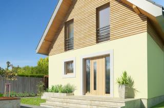 Nowe projekty domów tanich w budowie