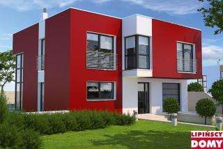 Uwaga - nowe projekty - domy nowoczesne Maj 2012