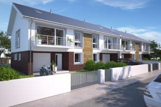 Nowe projekty domów szeregowych