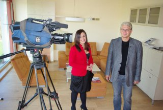 Rozmowa z dr inż. arch. Miłoszem Lipińskim o certyfikowanym domu pasywnym za tydzień w TV Biznes.