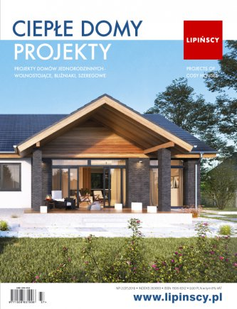 Najnowszy katalog Ciepłe Domy Projekty już w sprzedaży