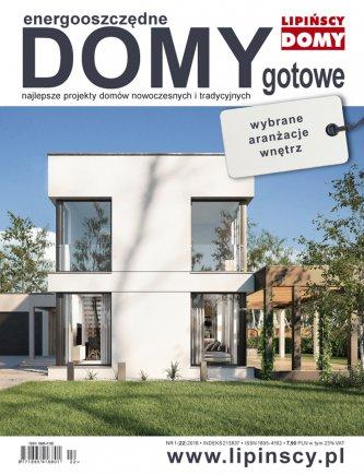 Przedstawiamy najnowsze wydanie katalogu Energooszczędne Domy Gotowe