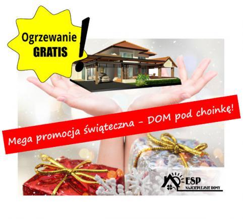 ESP Procomfort ogłasza Świąteczną ofertę Domów Gotowych