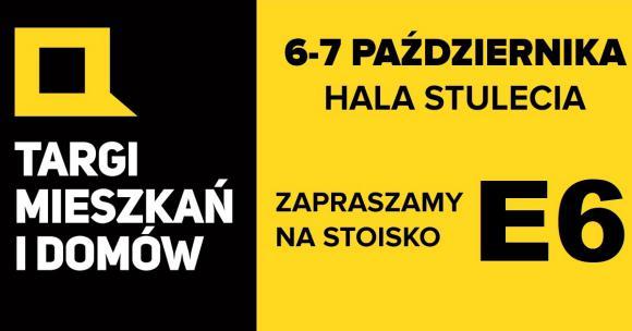 Zapraszamy na wrocławskie Targi Mieszkań i Domów