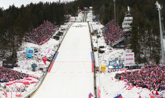 Hörmann sponsorem Turnieju Czterech Skoczni  i Pucharu Świata w skokach narciarskich