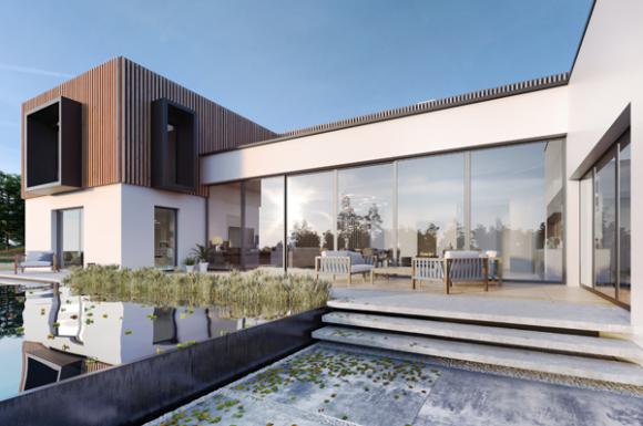 Promocja majowa na projekty domów z płaskim dachem
