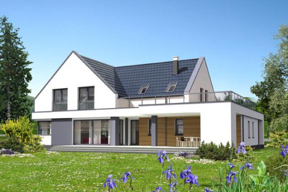Nowe projekty domów jednorodzinnych