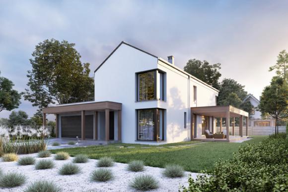 Promocja styczniowa na projekty domów piętrowych