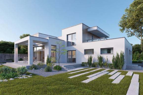 Przedstawiamy nasze nowości projektowe z płaskim dachem!