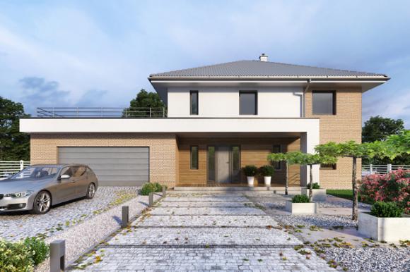 Listopadowa promocja na projekty domów z garażami