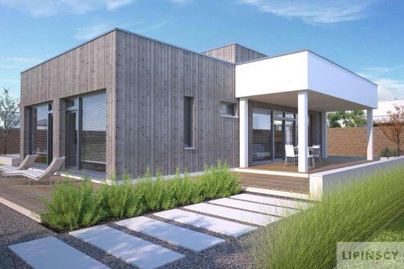 Skorzystaj z listopadowej promocji na projekty nowoczesnych domów parterowych!