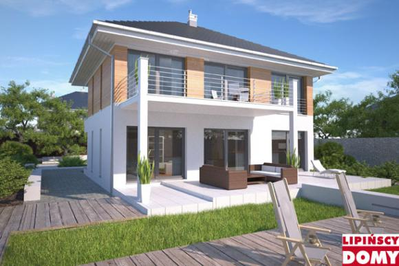 Dom idealny z pracowni Lipińscy
