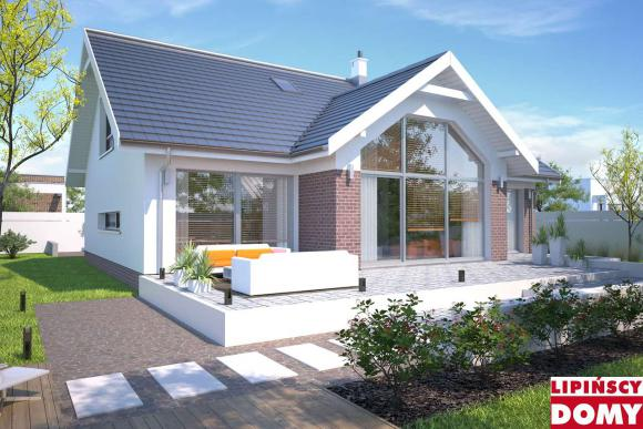 Gorąca lipcowa promocja na projekty domów bez garażu!