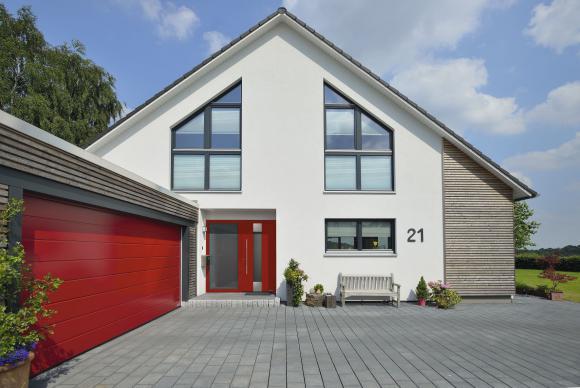 Drzwi wejściowe wizytówką domu