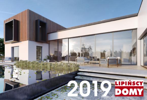 Kalendarz na 2019 rok od Lipińskich