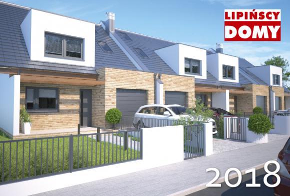 W styczniu projekty domów z kalendarzem na 2018 rok!