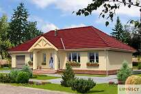 Projekty domów jednorodzinnych - Zobacz projekt - Awinion