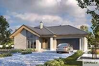 Projekty domów jednorodzinnych - Zobacz projekt - Ajaccio II