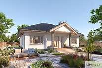 Projekty domów jednorodzinnych - Zobacz projekt - Lucia