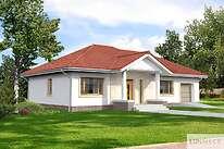Projekty domów jednorodzinnych - Zobacz projekt - Lucia II