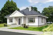 Projekty domów jednorodzinnych - Zobacz projekt - Lucia IV