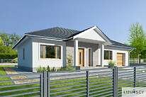 Projekty domów jednorodzinnych - Zobacz projekt - Lucia VIII
