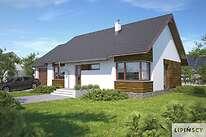 Projekty domów jednorodzinnych - Zobacz projekt - Royan III