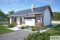Projekty domów jednorodzinnych - Zobacz projekt - Royan IV