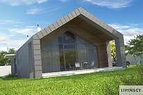 Projekty domów jednorodzinnych - Zobacz projekt - Lancaster