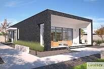 Projekty domów jednorodzinnych - Zobacz projekt - Lancaster II
