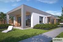 Projekty domów jednorodzinnych - Zobacz projekt - Lancaster IV