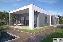 Projekty domów jednorodzinnych - Zobacz projekt - Lancaster V