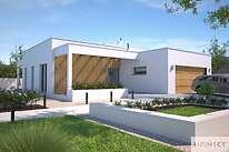 Projekty domów jednorodzinnych - Zobacz projekt - Houston