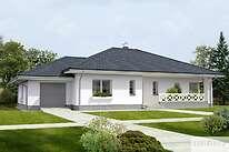 Projekty domów jednorodzinnych - Zobacz projekt - Denver IV