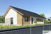 Projekty domów jednorodzinnych - Zobacz projekt - Arosa II
