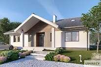 Projekty domów jednorodzinnych - Zobacz projekt - Rockville