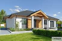 Projekty domów jednorodzinnych - Zobacz projekt - Altura
