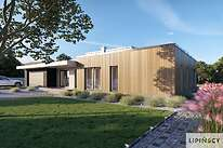 Projekty domów jednorodzinnych - Zobacz projekt - Vitrac II
