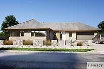 Projekty domów jednorodzinnych - Zobacz projekt - Adelajda