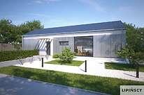 Projekty domów jednorodzinnych - Zobacz projekt - Praia II