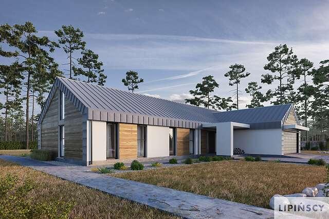 Projekt domu - DCB136-Mindelo