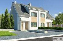 Projekty domów jednorodzinnych - Zobacz projekt - Fossano III