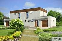 Projekty domów jednorodzinnych - Zobacz projekt - Rugby III