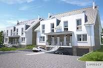 Projekty domów jednorodzinnych - Zobacz projekt - Everett II